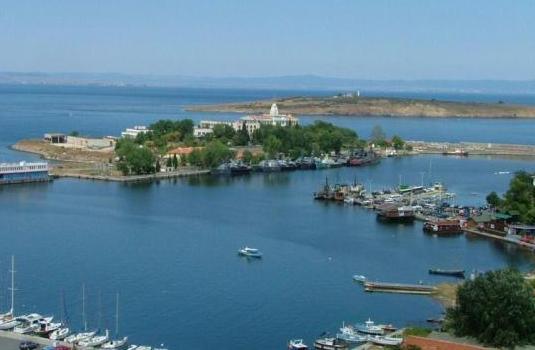 Откриха архаично селище на остров Свети Кирик и Юлита 5