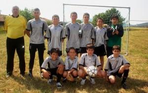Атия стана домакин на общинския футболен турнир 1