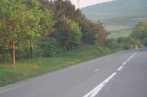 Тази седмица ремонтират вътрешния път между Созопол и Черноморец 1