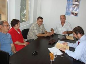 Константин Гребенаров помага на ветерани от Созопол 1