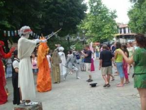 """VI-ти фестивал на изкуствата """"Музите"""" в Созопол 2011 2"""