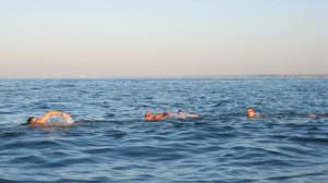 Плувният маратон на Созопол излъчи първия си шампион 1