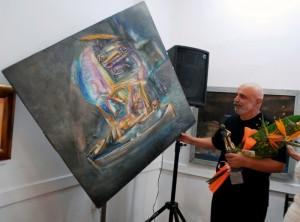 Созополска картина спечели голямата награда на Бургаски конкурс 1