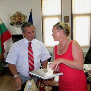 Кметът на Созопол се срещна с посланика на Норвегия 5