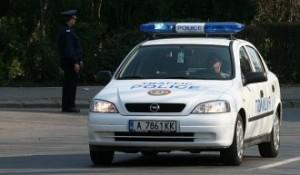 Рено се заби в задницата на Ауди край Созопол 11