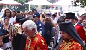Засилено полицейско присъствие има по улиците на Созопол 1