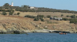 На о.Свети Иван се предвиждат два навеса за наблюдение на острова 1