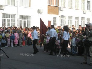 Министър Божидар Димитров откри учебната година в Созопол 1
