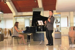 Класика и джаз в есенен Созопол 12