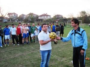 Общински турнир по футбол в с.Росен 2