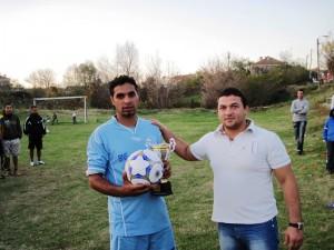 Общински турнир по футбол в с.Росен 3