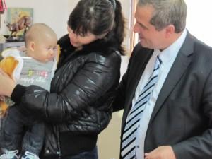 Най-малките созополчани на среща с кмета 1