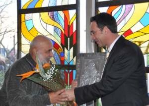 Иван Бахчеванов бе избран за художник на годината в Бургас 1
