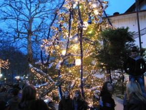 В Созопол стартираха коледните празници 2