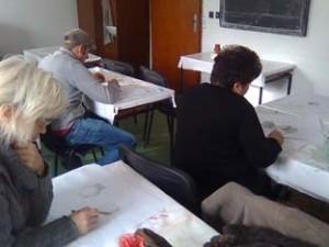 Възрастни ходят на курсове по рисуване в Созопол 1