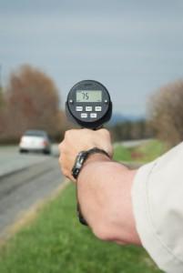 В Бургаско вече издават електронни фишове за превишена скорост 1