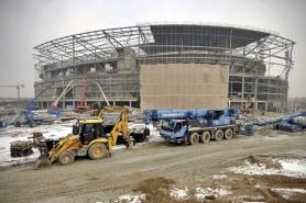 Строящият се стадион в Созопол ще кандидатства за 3 звезди от УЕФА 4