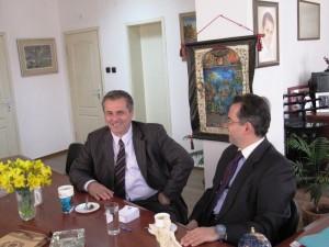 Гръцките дружества от областта отбелязаха тройния празник 2