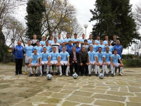 Отборът на Созопол се завръща на своя стадион 1