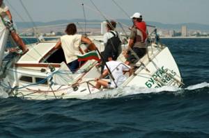 Най-голямото ветроходно състезание идва в Бургас 1