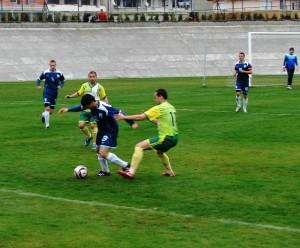 Свиленград 1921 достигна до трудна победа с 2:1 над Созопол 1
