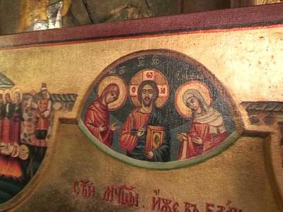 """Иконата """"Мъчениците от Батак"""" - дарение на църквата """"Св. Св. Кирил и Методий в Созопол 3"""