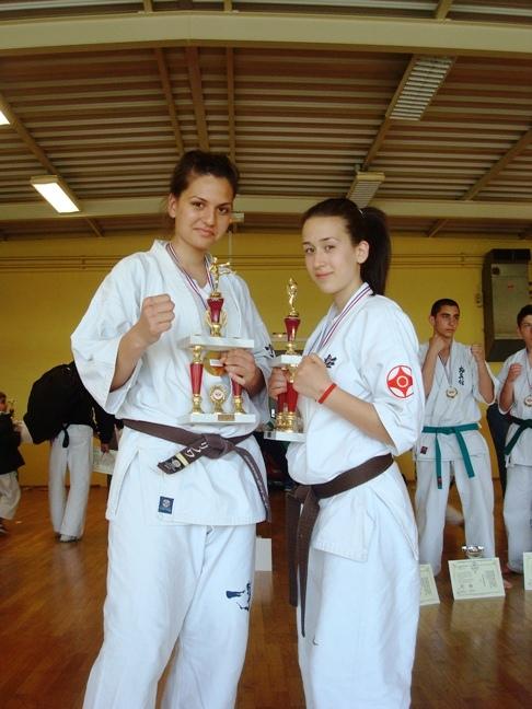 Александра Маринова завоюва златото на Франция 2