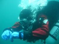 """Подводни кадри във филмa за Созопол - """"Това е България"""" 3"""