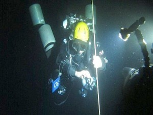Паскал Бернабе ще обучава водолази край Созопол на 100 метра под вода 4