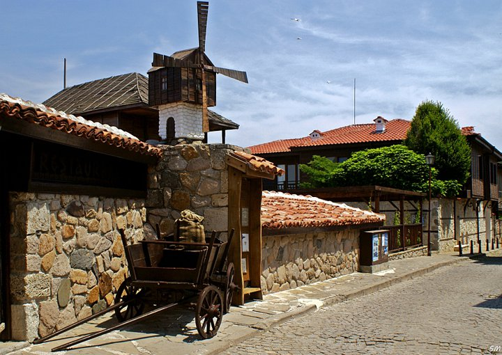 Исторически забележителности - Старинен Созопол - Historical Landmark - Ancient Sozopol 1