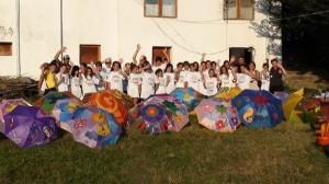 Български и турски деца показват рисунките си на детската Аполония 4