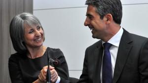 Кандидат- президентската двойка на ГЕРБ посети Созопол 2