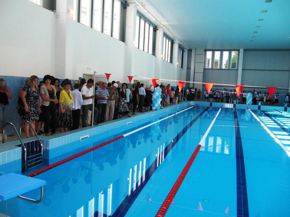 Созопол откри плувният басейн за първия учебен ден 1