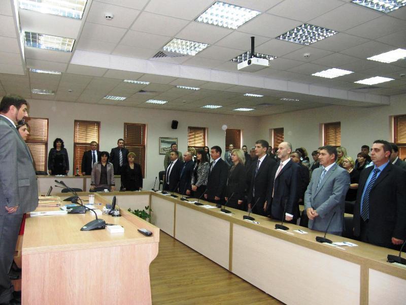 Панайот Рейзи и общинските съветници на Созопол положиха клетва 3