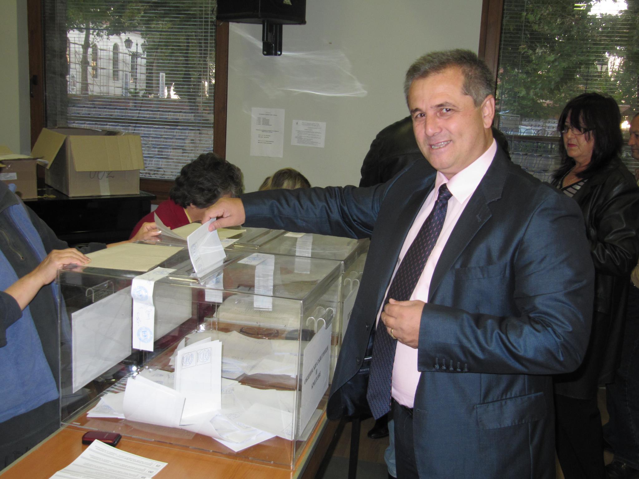 Обръщение на кмета на община Созопол Панайот Рейзи 5
