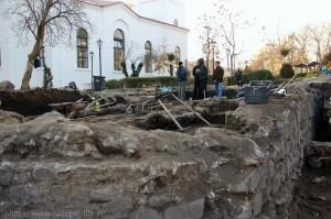 Оловен печат на Стефан Созополски открит в Созопол 6