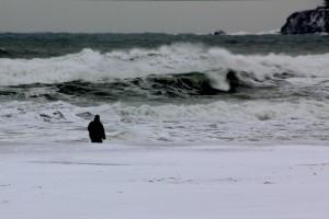 Плаж Хармани, Зимен Созопол 2012 1