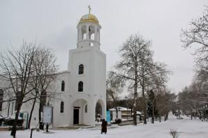 Църквата Св.Св.Кирил и Методий, Зимен Созопол 2012 1