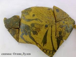 В Созопол откриха антични еротични рисунки 1