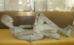 Откритата край Созопол статуя е дело на модернист 3