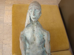 Откритата край Созопол статуя е дело на модернист 2