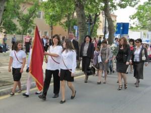 Училището в Черноморец празнува юбилей 2