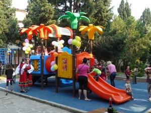 Созопол откри нова детска площадка 4