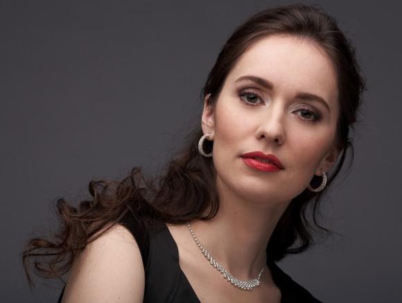 Виртуозната пианистка Анна Шелудько в Созопол 2
