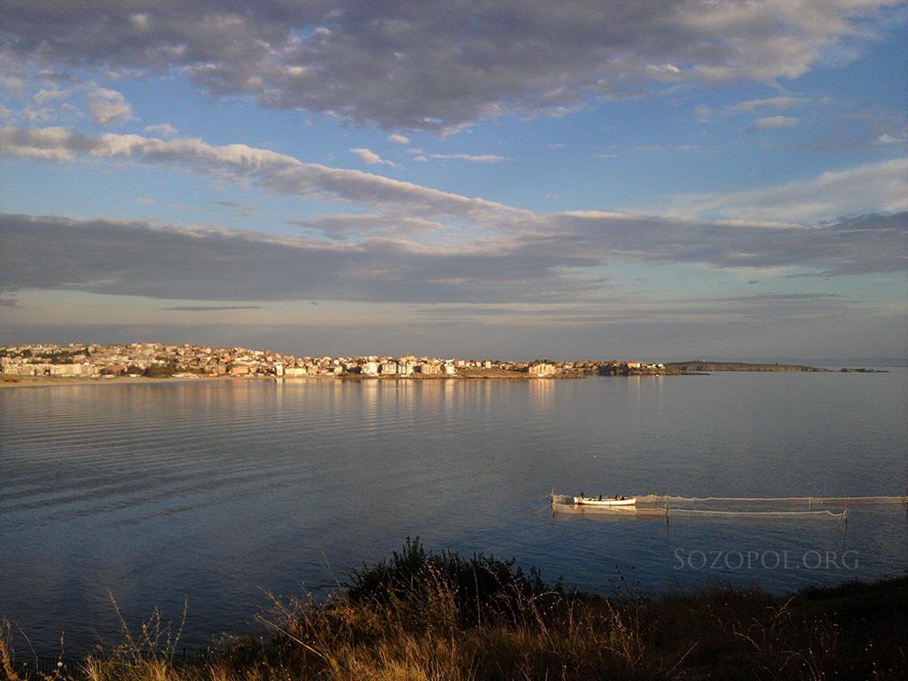 "Далян ""Райски залив"" край Созопол"