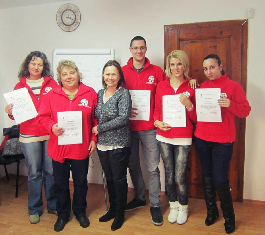 БЧК стартира нова социална услуга в Созопол