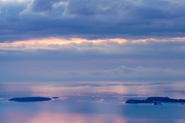 Островите Свети Иван, Свети Петър и Свети Кирик край Созопол