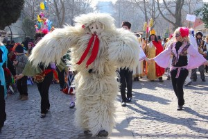Thumbnail image for Кукери и кукерски игри, маски и маскарадни игри в Созопол