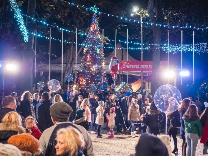 Post image for Коледен Созопол (видео и снимки)